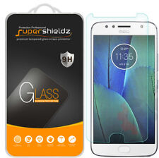 Supershieldz Tempered Glass Screen Protector Saver For Motorola Moto G5S Plus