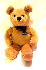 "SS Titanic Plush Brown Bear 705 Lives Saved 9"""