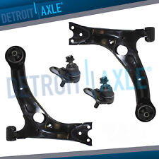 Front Lower Control Arms + Ball Joints (Pair) for 2003-2013 Toyota Corolla