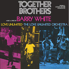 Barry White • Together Brothers Brand New & Sealed Import 24Bit Remastered CD