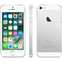 Apple iPhone SE 16GB Silver LTE Cellular Sprint MLM32LL/A