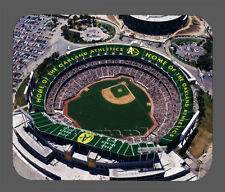 Item#5653 Oakland A's Coliseum Fly Over Mouse Pad