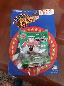 2001 Nascar Winners Circle Race Hood Series #18 Interstate Batteries