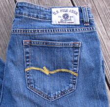 US POLO ASSN Original - Womens Size 13 / 14 Denim Jeans - Straight Leg Low Rise