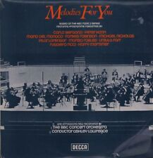 The BBC Concert Orchestra(Vinyl LP)Melodies For You-Decca-MOR 502-UK-19-VG/NM