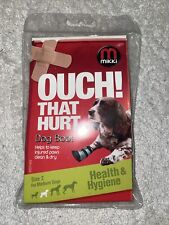 Mikki Ouch That Hurt Dog Boot Injured Foot Paw Size 2 (Medium Dogs)