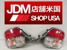 JDM 06-07 Subaru Impreza WRX STI Ver.9 V9 WAGON LH RH Rear Brake Tail Lights