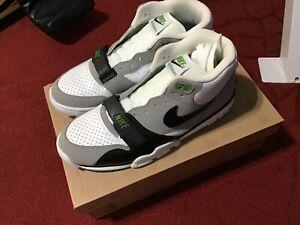Nike Air Trainer 1 Chlorophyll 2012 Bo Jackson 317553 100 sz 9.5 NEW Rare