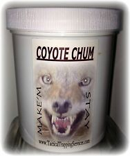 Coyote Chum - coyote trapping bait - trapping bait - trapping lure