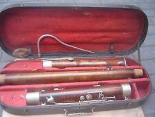 A. Osmanek Schonbach Fagott Bassoon