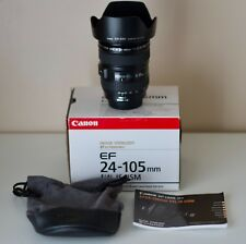 Canon 24-105mm F/4 L IS USM Lens