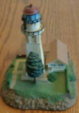 Diamond Head Lighthouse.- Danbury Mint Historic American Lighthouse Figure 1994