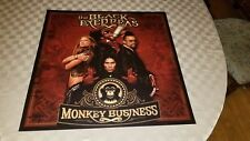 "Black Eyed Peas - Monkey Business  Official Plastic Promo Poster 24""x24"" Fergie"