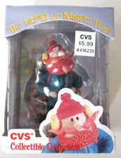 1999 Holiday Enesco CVS LE Christmas Ornament Yukon Cornelius Rudolph Misfit toy