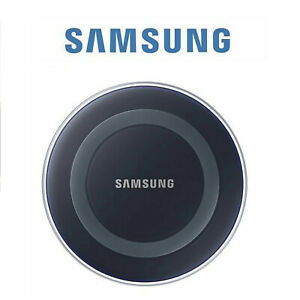 Brand New Samsung QI Wireless Charger S6 S7 Edge S8 S9 S10 QI Charging Pad UK