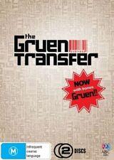 THE GRUEN TRANSFER BONUS SERIES 1 WIL ANDERSON TOD SAMSON DVD PAL AS NEW Z3