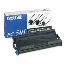 Brother PC501 Thermal Transfer Print Cartridge Black