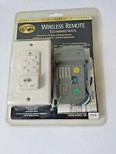Hampton Bay Wall Mount Wireless Remote 175 776 for ceiling fan