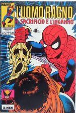FUMETTO L'UOMO RAGNO STAR COMICS ANNO III N.32 1989