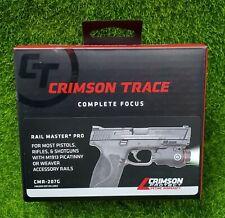 Crimson Trace Rail Master Pro Universal Green Laser & Tactical Light - CMR-207G