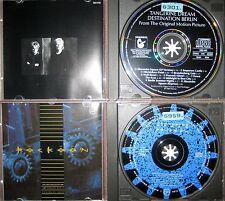 2 CD Rockoon + Destination Berlin Soundtrack Tangerine Dream - Ash Ra Tempel