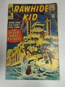 Marvel RAWHIDE KID #47 (1965) Western, Jack Kirby, Sol Brodsky, Frank Giacoia