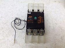 Fuji Electric SA203RAT BT3GRC-150 150 Amp 3 Pole Circuit Breaker BT3GRC150