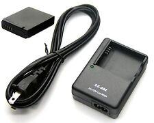 Battery + Charger for PANASONIC DMW-BCJ13 E DMW-BCJ13PP DE-A81B DE-A82B DMW-BTC5