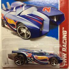 Hot Wheels Prototype H24 Treasure Hunt Th 2013 No 101 Blue Car Genuine