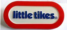 "*NEW* Little Tikes Toy/ Cozy Coupe/ Playset LOGO EMBLEM Replacement Part 2 3/8""L"