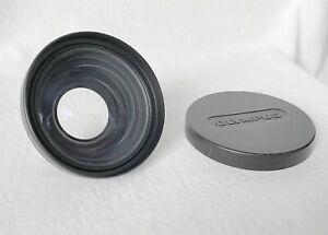 Olympus B-28 IS/L H.Q. 0.8x Converter Lens.