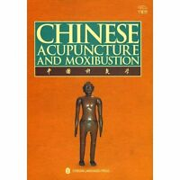 Brand New Hardcover Chinese Acupuncture and Moxibustion **Best Price**