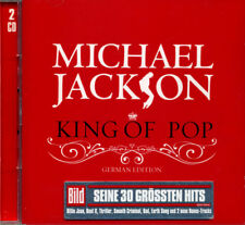 MICHAEL JACKSON ☆☆ BEST OF ☆☆ King Of Pop German Edition ( 32 Titel ) [ 2 CD ]
