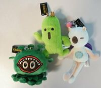 FINAL FANTASY XV mascot all 3 set Cactuar Moogle plush doll Stuffed Animal Toy