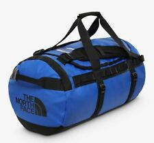 The North Face Base Camp 71L Medium Duffel Bag - Blue/Black A