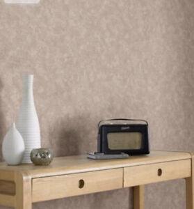 1 Roll Of Arthouse Opera Wallpaper Mulbery Plain Chocolate 600501