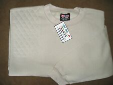 2Xl Rh Trap/Skeet Pad Sand Premium Cotton Shooting Sweatshirt/Bayside Usa