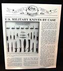 Case Collectors Club Newsletter Vol. 2 No 3 -Sept. 1982-Nr Mint
