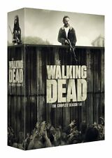 The Walking Dead The Complete Season 1, 2, 3, 4, 5 & 6 DVD Box Set 1 - 6 New