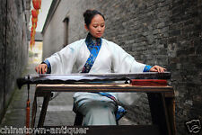 "48"" Professional Guqin Chinese 7-stringed zither instrument Sunset-gstyle #4064"