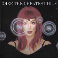 Greatest Hits (Aus) by Cher (CD, Nov-2000, Warner Elektra Atlantic Corp.)