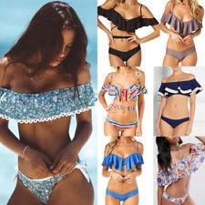 Femmes bandeau Bikini push-up rembourré maillot de bain Bandeau Monokini