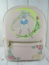 Loungefly Sailor Moon Crescent Moon Backpack Rare ~ NWT
