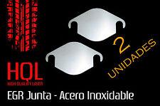 VÁLVULA EGR (2 unidades)Audi, Seat, VW, Skoda, VAG, 1.2,1.4,1.9, 2.0, 2.5 TDI