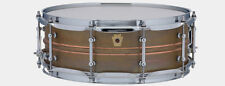 Ludwig LC661T Copper Phonic Raw Patina 14x5 Snare Drum FREE US Shipping!