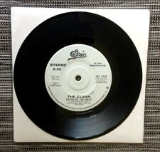 "THE CLASH / GATES OF THE WEST - GROOVY TIMES - 7"" (Canada 1979)"