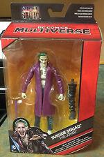 """DC Comics Multiverse Suicide Squad The Joker 6"""" Action Figure MISB"""