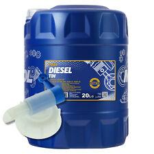 Mannol Diesel TDI 5W-30 Huile Moteur Synthétique - 20 L