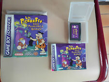 The Flintstones / Les Pierrafeu Problème Bedrock Nintendo GameBoy Advance PAL FR
