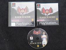 PS1 : RAGE RACER - Completo ! Compatibile PS2 e PS3
